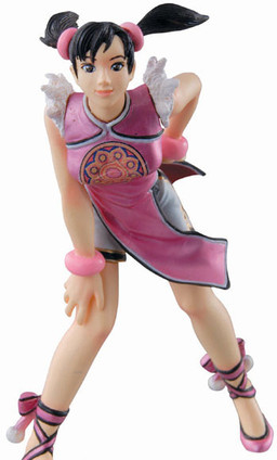Game Character Collection Xiaoyu Ling