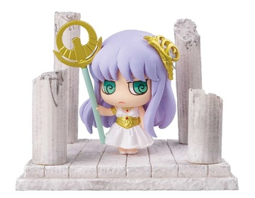 Saint Seiya Petit Chara Land Chapter Final Fight With Pope Complete Set of 7
