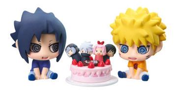 Petite Chara Land Naruto Shippuden Naruto Uzumaki Special /& Limited Figures set