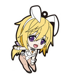 Infinite Stratos Trading Rubber Strap Charlotte Dunois