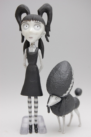 Frankenweenie Figure Collection Elsa And Persephone My Anime Shelf