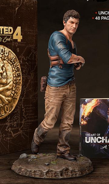 Nathan Drake Uncharted 4 A Thief S End Libertalia