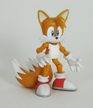 Sonic The Hedgehog Action Figure Miles Tails Prower My Anime Shelf
