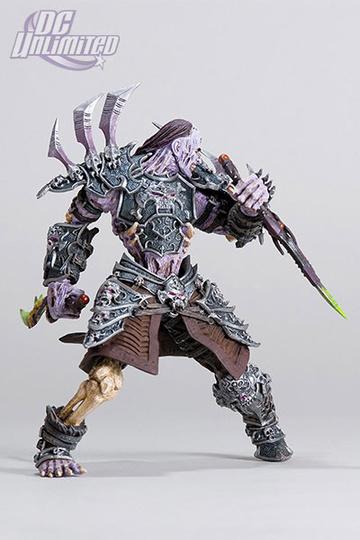 World of Warcraft Undead Rogue Skeeve Sorrowblade Action Figure