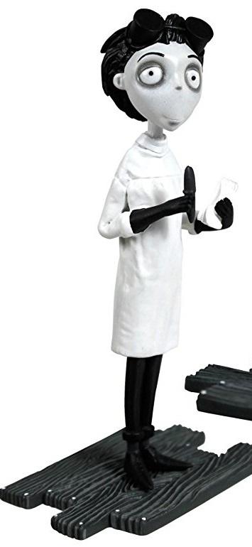 Frankenweenie Figure Collection Victor Frankenstein My Anime Shelf