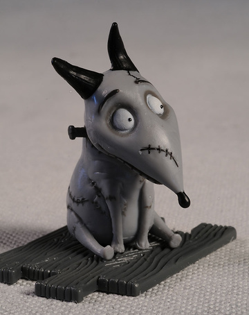 Frankenweenie Figure Collection Dead Sparky My Anime Shelf