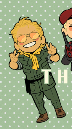 The Odd Gang Charm Kazuhira Miller My Anime Shelf Search, discover and share your favorite kazuhira miller gifs. my anime shelf