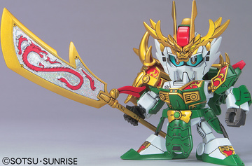 Sd Gundam Sangokuden Brave Battle Warriors Shin Kanpei Gundam My Anime Shelf