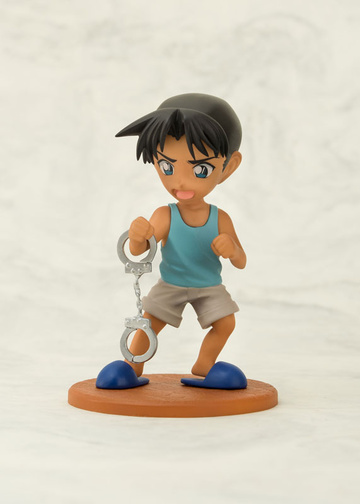SEGA Detective Conan Hattori Heiji 13cm toy Card shikishi Japan anime 2