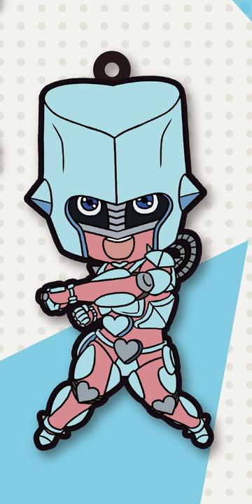 Jojo S Bizarre Adventure Diamond Wa Kudakenai Rubber Strap Crazy Diamond My Anime Shelf Jojo no kimyou na bouken part 4: my anime shelf