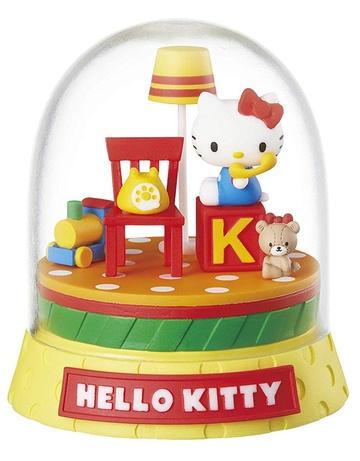 Sanrio Tokimeki Terrarium Hello Kitty Miniature Figures