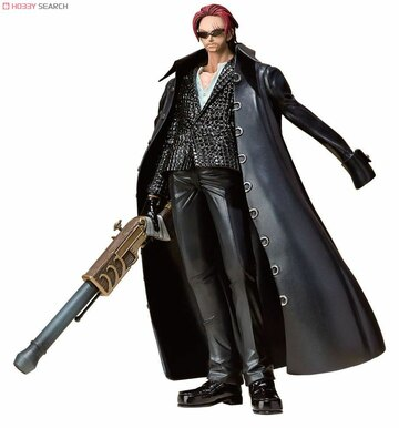 Figuarts Zero Shanks Strong World Ver.