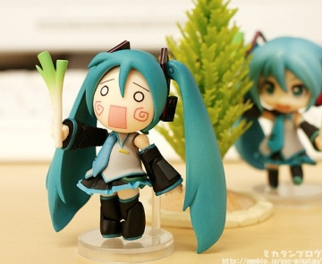 main photo of Nendoroid Petite Vocaloid Set #1: Miku Hachune