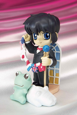 main photo of Clamp In 3-D Land Series 4: Ijyuin Akira