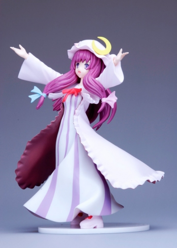 main photo of Touhou Trading Figure series vol. 1.1: Patchouli Knowledge