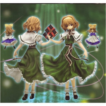 main photo of Alice Margatroid Forest Green ver.
