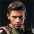 Video Game Masterpiece Chris Redfield BSAA Ver.