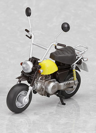 main photo of ex:ride.006: Minibike: Yellow