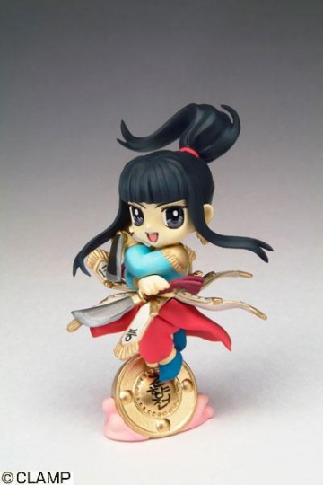 main photo of Clamp in 3-D land series 5: Chun Hyang