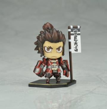 main photo of One Coin Grande Figure Collection Second Toyotomi Hideyoshi
