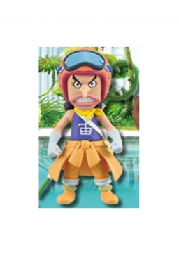 main photo of One Piece World Collectable Figure ~Strong World~ ver.1: Usopp