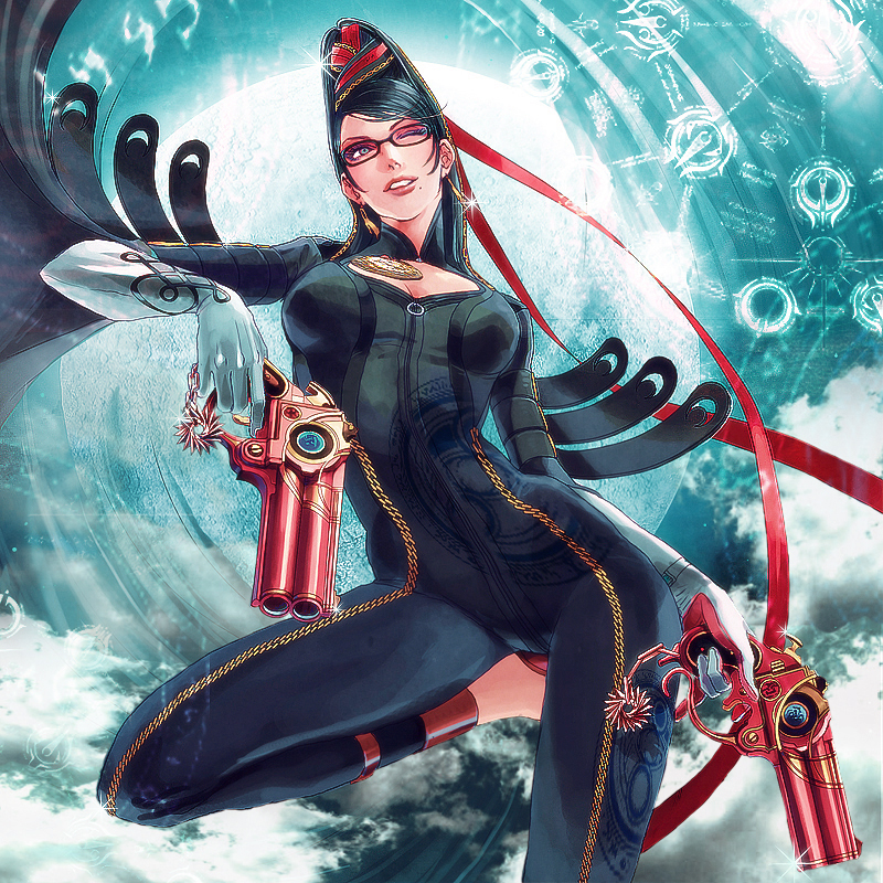 Bayonetta Fan Art Bayonetta Fan-art my Anime