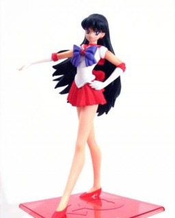 main photo of Cutie Model Sailor Mars