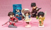 photo of Clamp in 3-D land series 6: Ijyuin Akira