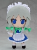 photo of Nendoroid Plus Plushie Series 12: Sakuya Izayoi
