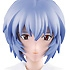 Real Action Heroes 499 Rei Ayanami School Uniform ver.