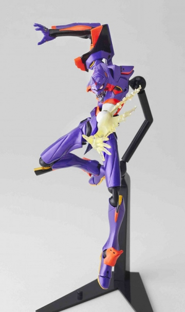 main photo of Revoltech Yamaguchi Series No.076 EVA-01 Awakened Ver.