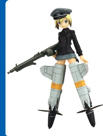 main photo of Strike Witches Figure Collection #2: Erica Hartmann