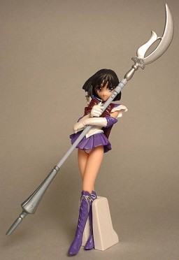 main photo of HGIF Sailor Moon World 2: Sailor Saturn