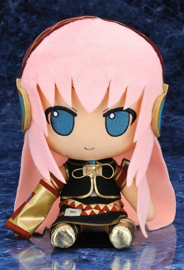 main photo of Nendoroid Plus Plushie Series 09: Luka Megurine