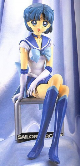 main photo of Super Sailor Mercury