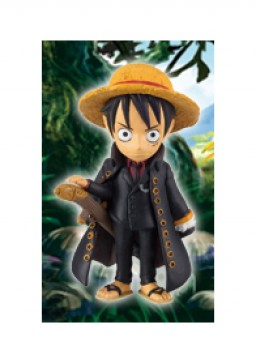 main photo of One Piece World Collectable Figure ~Strong World~ ver.3: Monkey D. Luffy