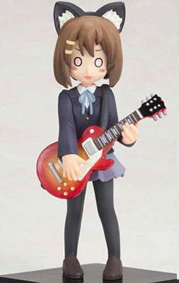 main photo of Toy's Works Collection 4.5 K-On! Yui Hirasawa Nekomimi ver.
