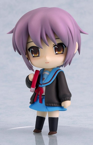 main photo of Nendoroid Yuki Nagato