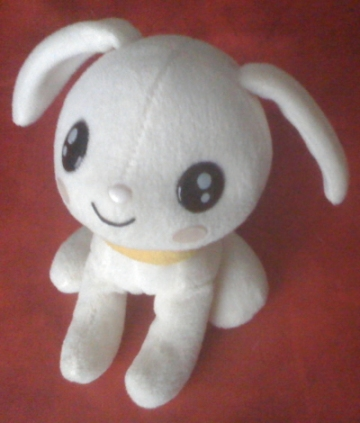 main photo of Digimon Kuta Chara Plush: Plotmon