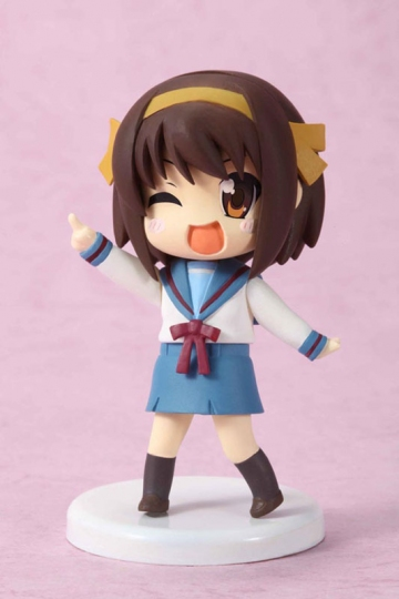 main photo of Toy's works Collection 2.5: The Melancholy of Haruhi-chan & Nyoron Churuya-san: Haruhi Suzumiya