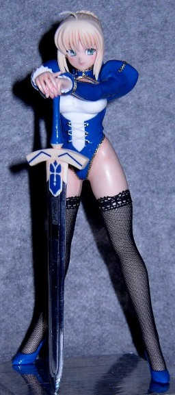 main photo of Saber Bondage Ver. 2