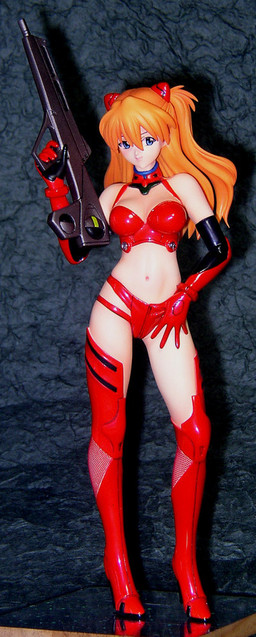 main photo of Asuka Langley