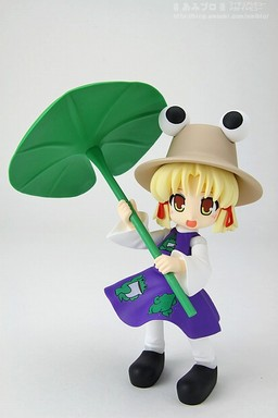 main photo of Touhou Mameshiki: Moriya