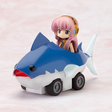 main photo of Nendoroid Plus Vocaloid Pull-back Cars Luka
