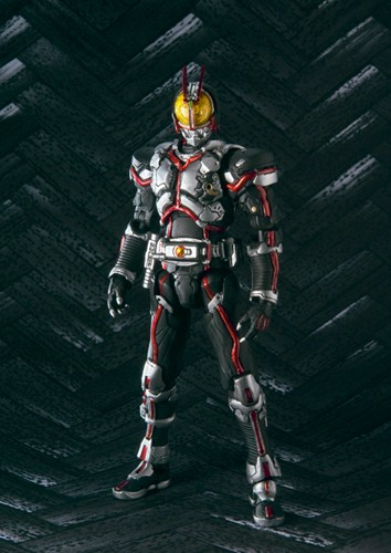 main photo of S.I.C. Kiwami Tamashii Kamen Rider Faiz