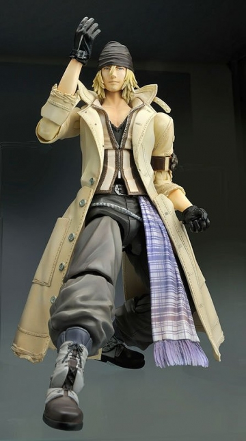 main photo of Play Arts Kai Snow Villiers