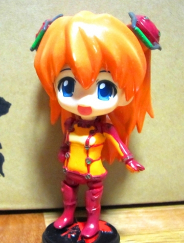 main photo of Nendoroid Unofficial Souryuu Asuka Langley