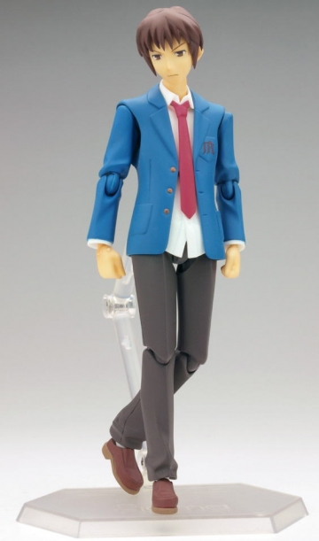 main photo of figma Kyon School Uniform Ver
