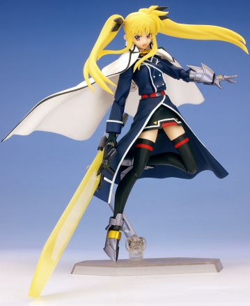 main photo of figma Fate T. Harlaown Barrier Jacket Ver