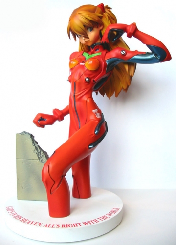 main photo of WSC Plus Asuka Langley Sohryu